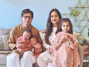 Iqbal Family April 2021